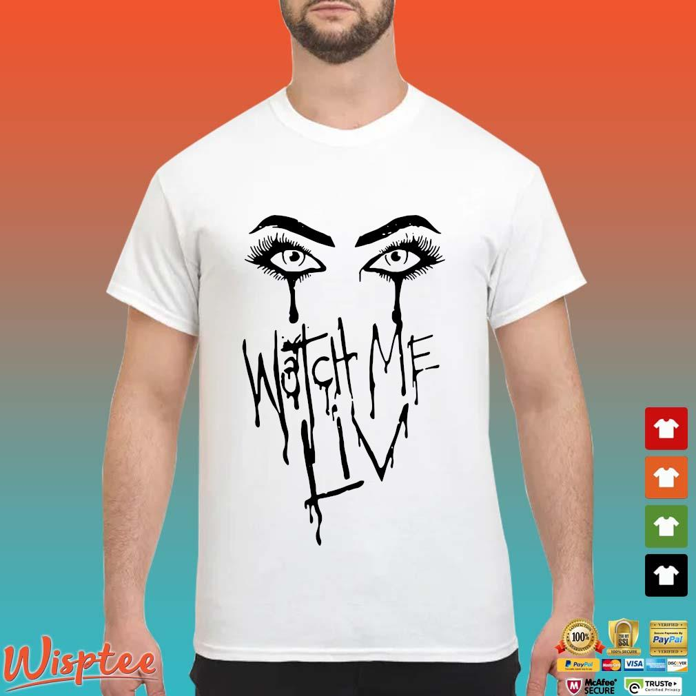 Yaonlylivvonce liv morgan watch me liv mineral wash shirt