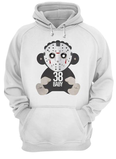 38 Baby Monkey Jason Mask Voorhees Shirt Unisex Hoodie