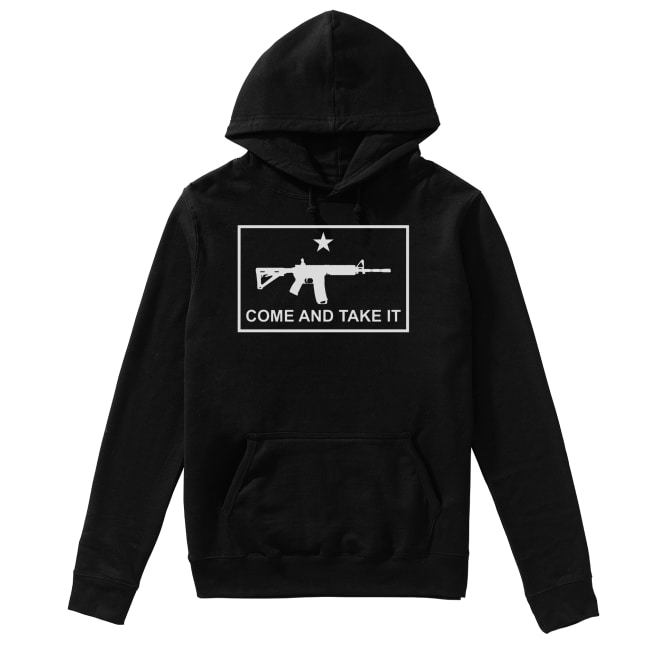 Beto come and take it AR 15 Unisex Hoodie