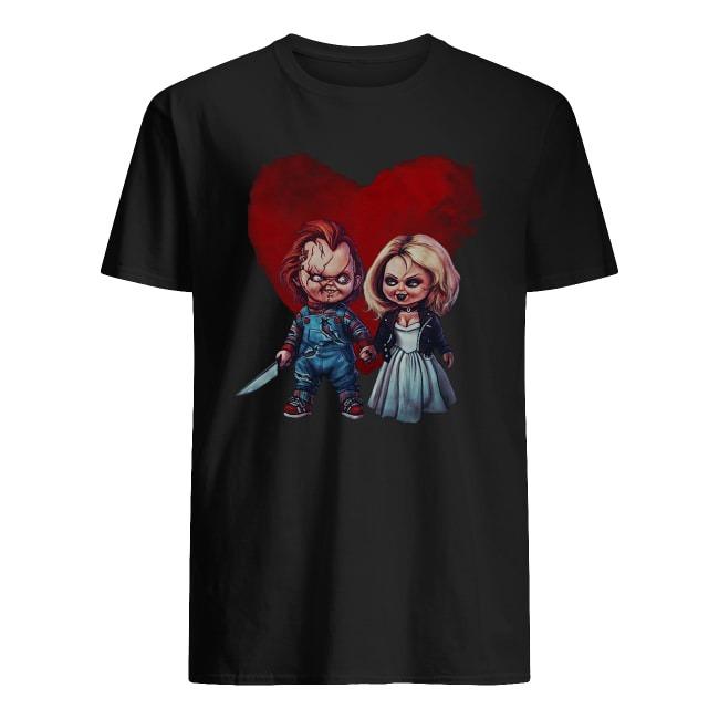 Chucky Love Tiffany Shirt