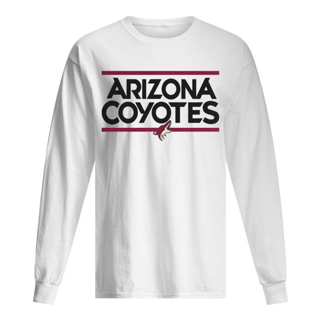 Coyotes Night BP Arizona Coyotes Shirt Long Sleeved T-shirt
