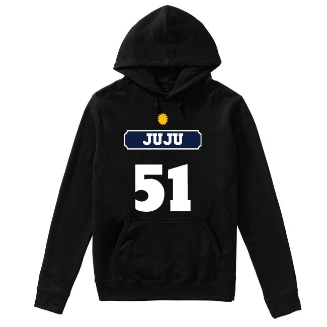 Juju 51 Shirt Unisex Hoodie