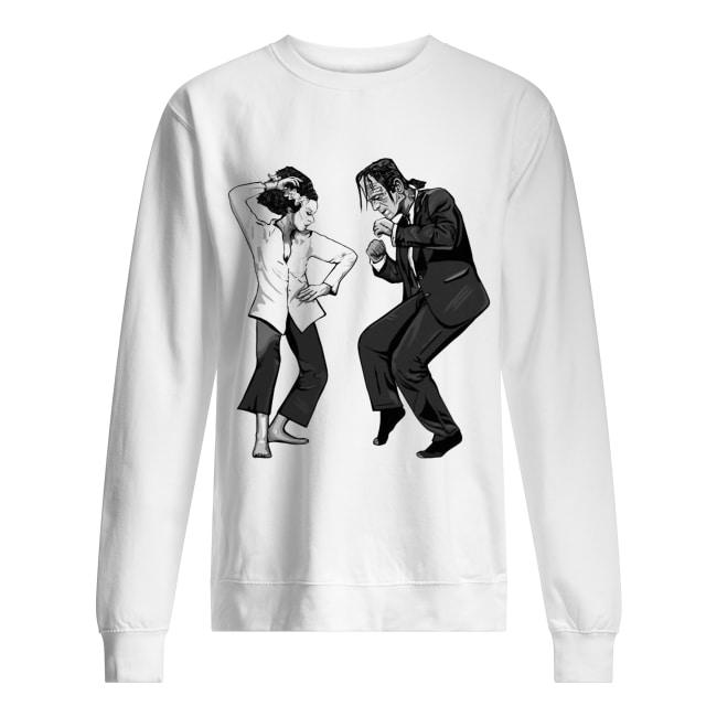 Pulp Frankenstein dance Unisex Sweatshirt