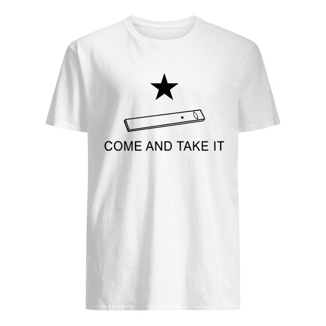 Vape come and take it Classic Men's T-shirt