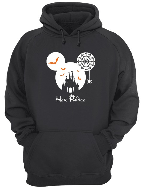 Halloween minnie mouse batty castle his prince shirt