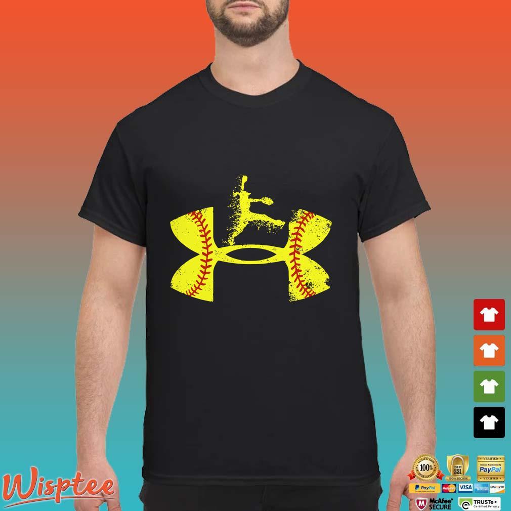 Under Armour Softball Shirt