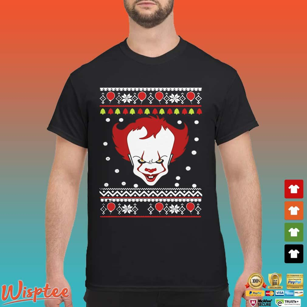 Pennywise Ugly Christmas Sweater