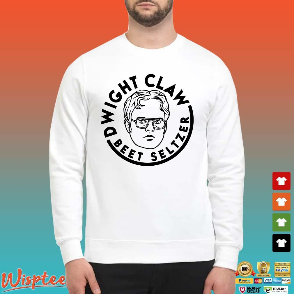 Dwight Claw Beet Seltzer Shirt