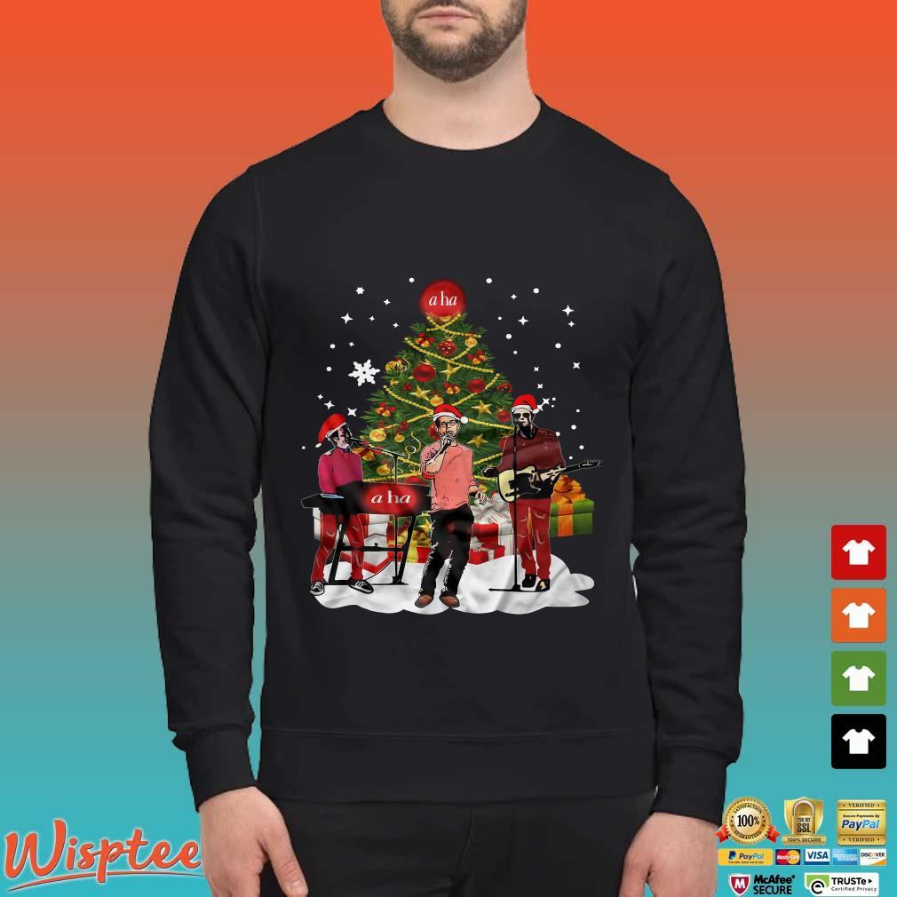 Aha Character Christmas Tree Shirt