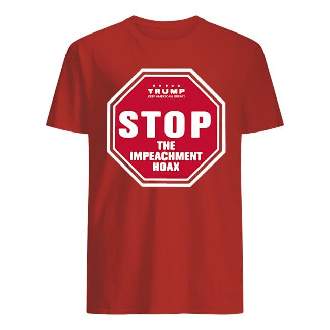Stop the Impeachment Shirt