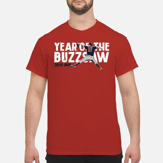 Stephen Strasburg Year Of The Buzz Saw 2019 MVP Shirt