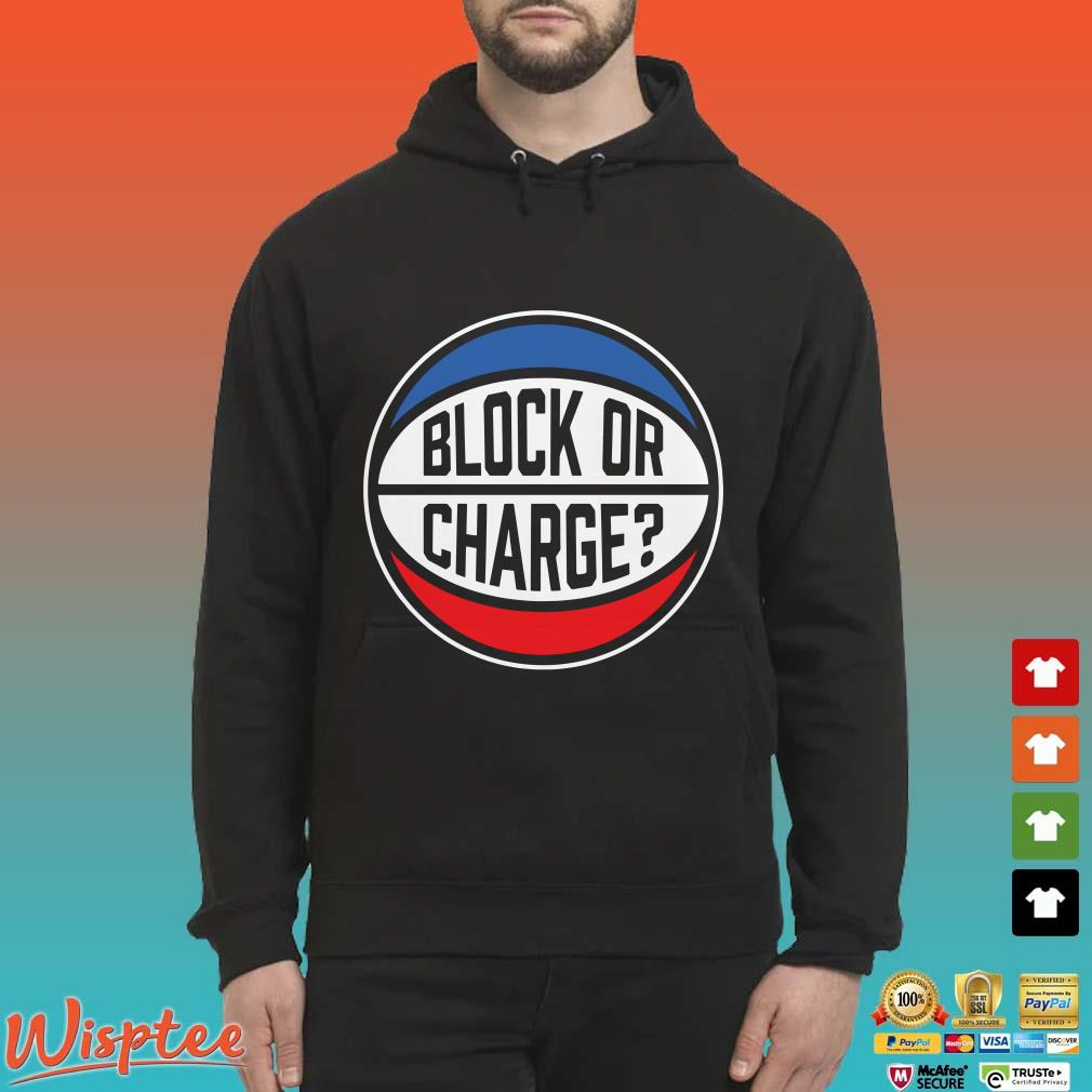 Official Block Or Charge Shirt