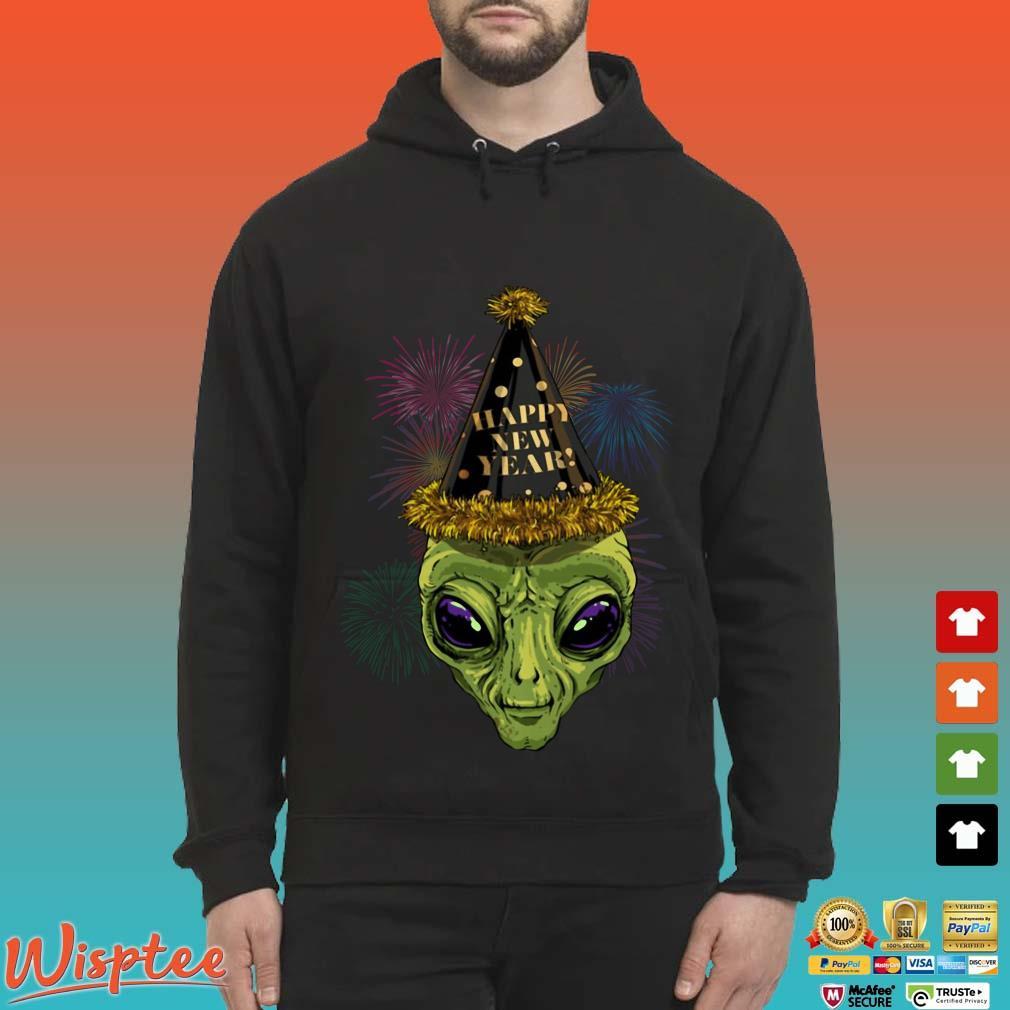 Alien Happy New Year 2020 Shirt