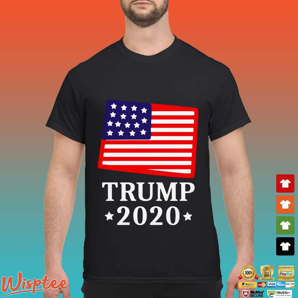 Colorado For Trump 2020 GOP CO State Map Shirt