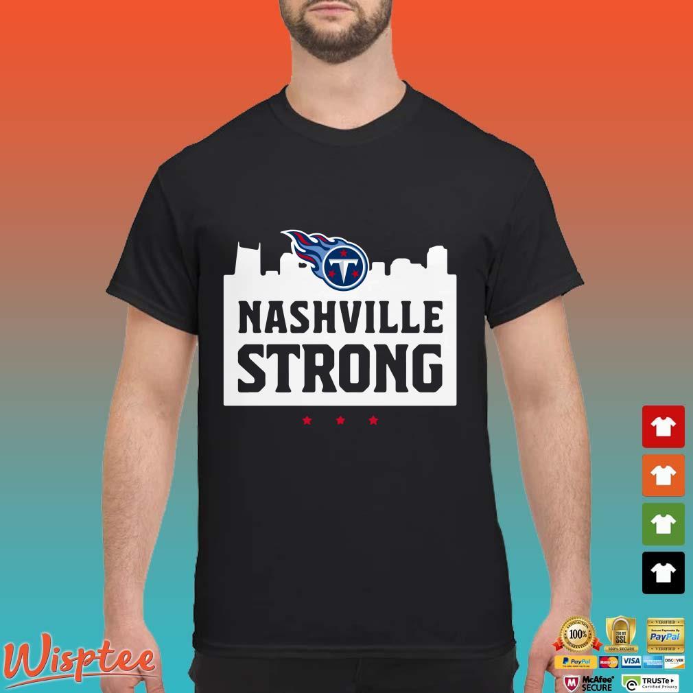 Nashville Strong Titans 2020 Shirt