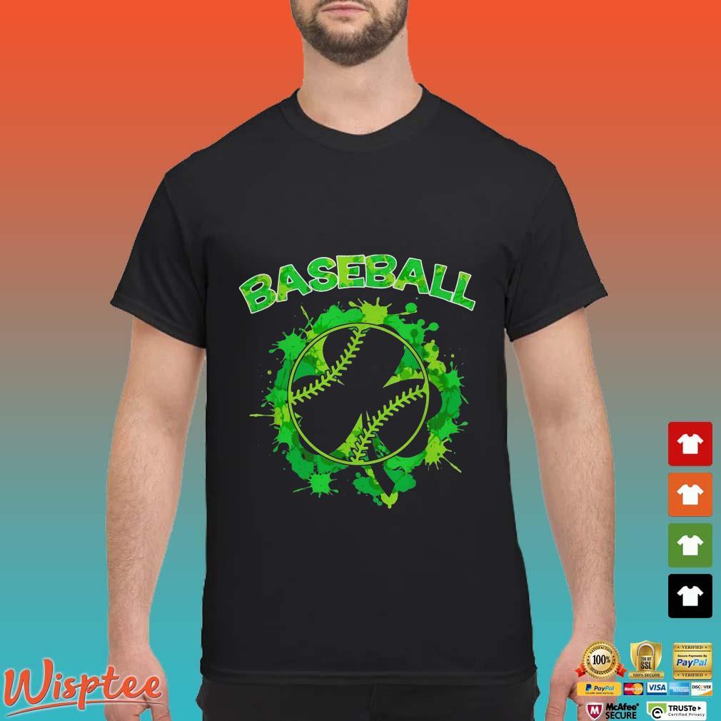 Baseball St. Patrick's Day Shirt