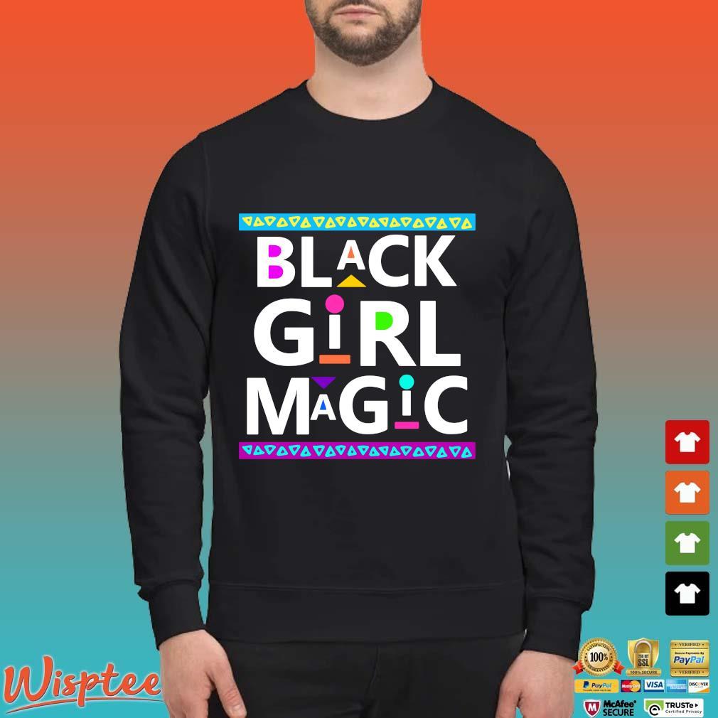 Black Girl Magic Shirt Sweater den