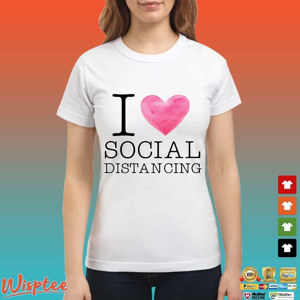 I love social distancing s Ladies trang