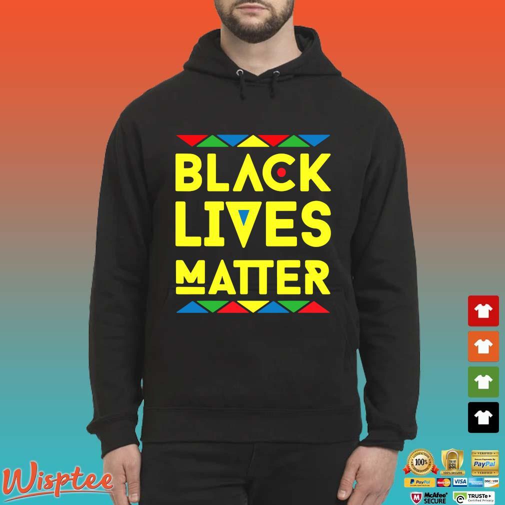 LGBT Black Lives Matter Shirt Hoodie den