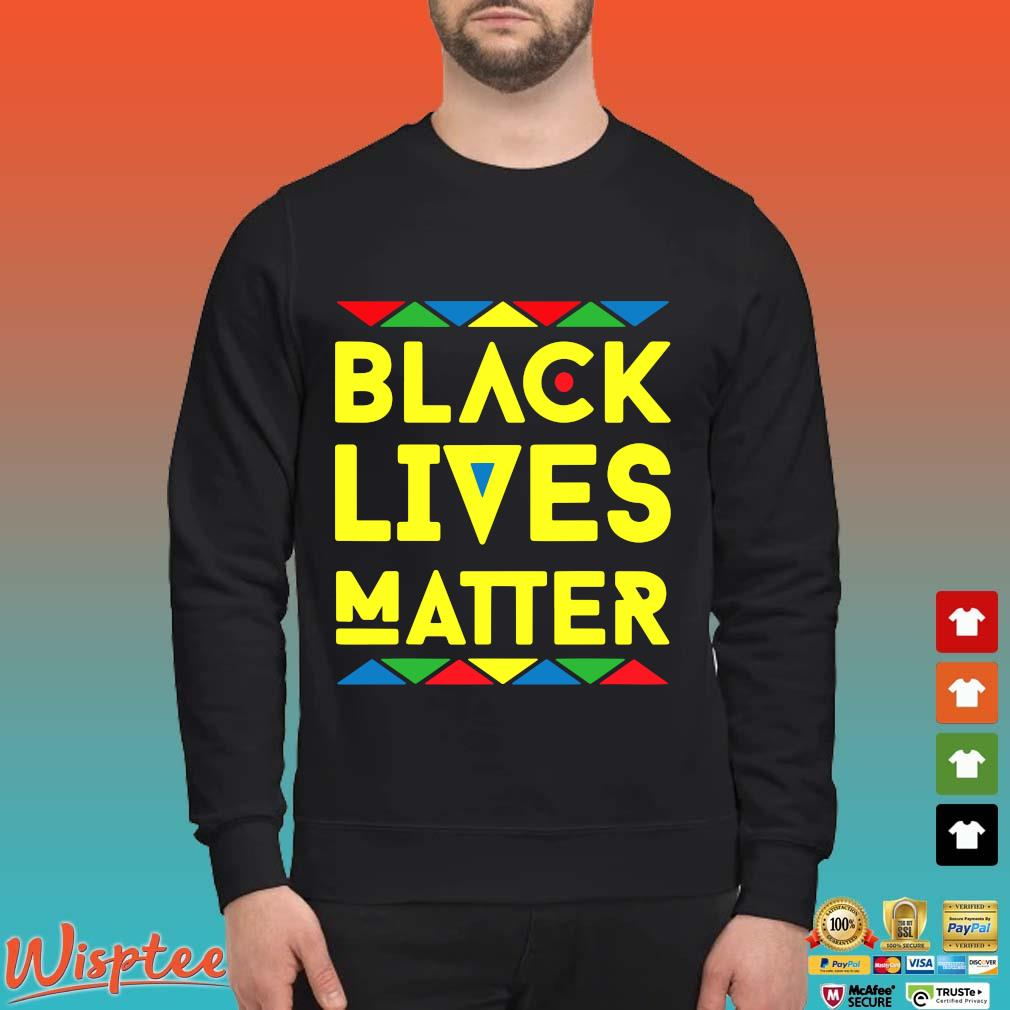 LGBT Black Lives Matter Shirt Sweater den