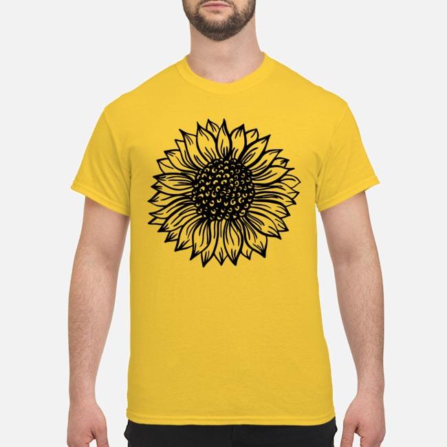 Sunflower Black And White Shirt