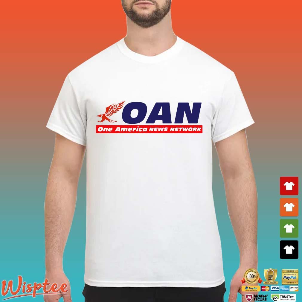 Mike Gundy Oan One America News Network Shirts, hoodie ...