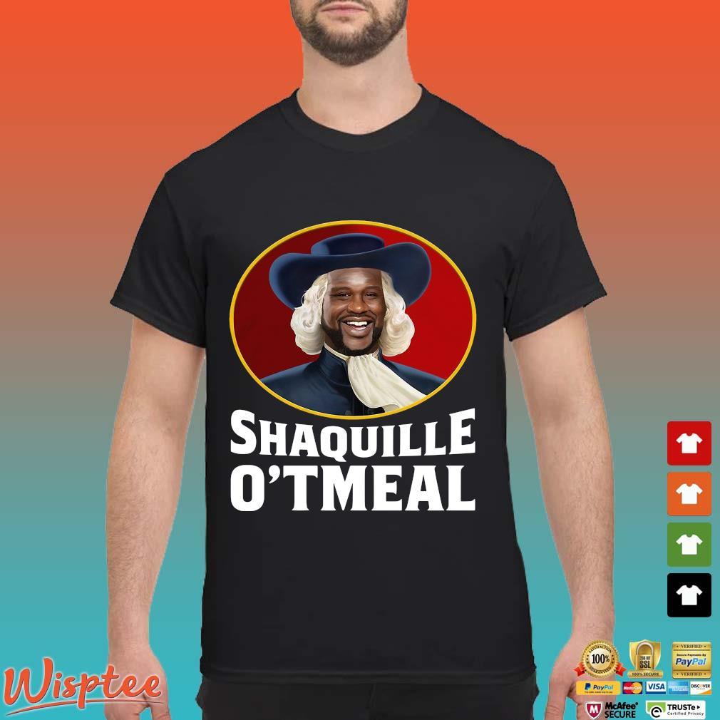 Shaquille O_tmeal Tee Shirt