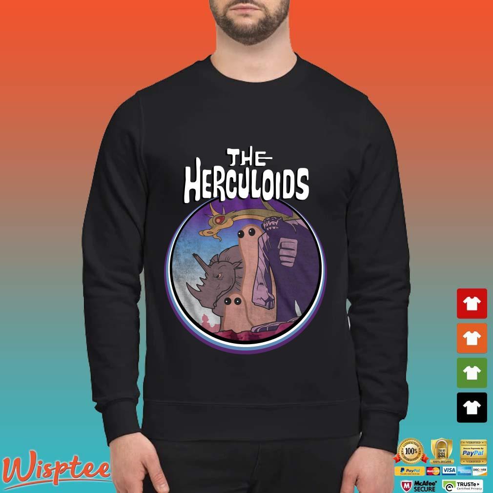 The Herculoids Tee Shirt Sweater den