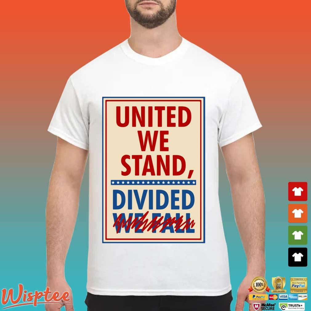The Late Show With Stephen Colbert United We Stand Tee Shirts