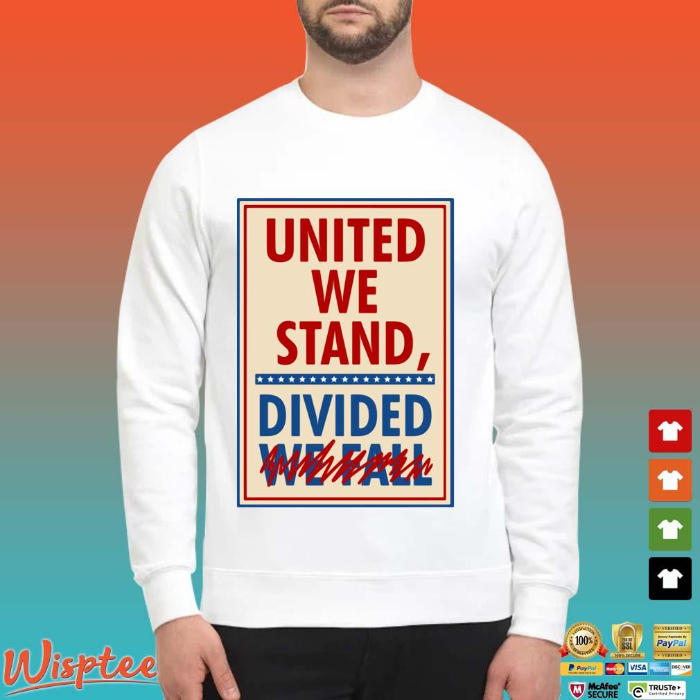 The Late Show With Stephen Colbert United We Stand Tee Shirts Sweater trang
