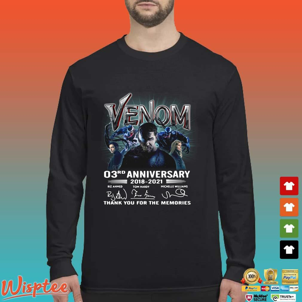 Thank you for the venom